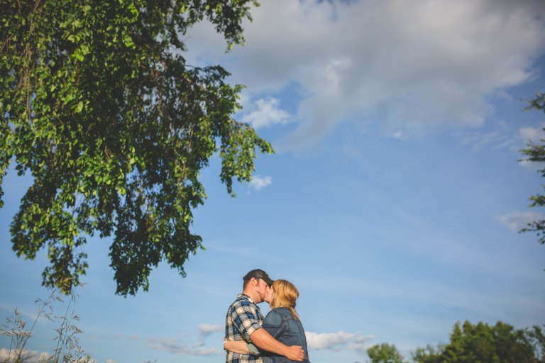 Engagement and Wedding Photographer Peterborough Ontario